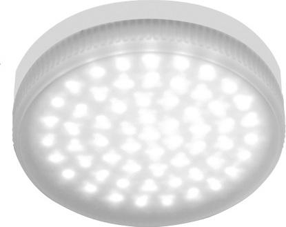 Светодиодные энергосберегающие лампы GX53